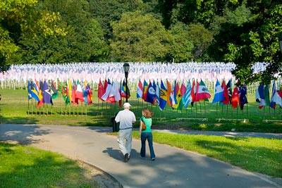 Memorial, Inwood Park